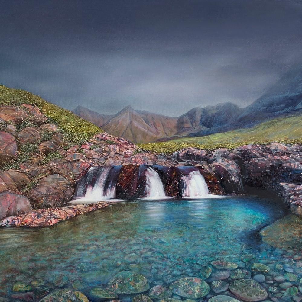 Hope Blamire: Fairy Pools, Skye