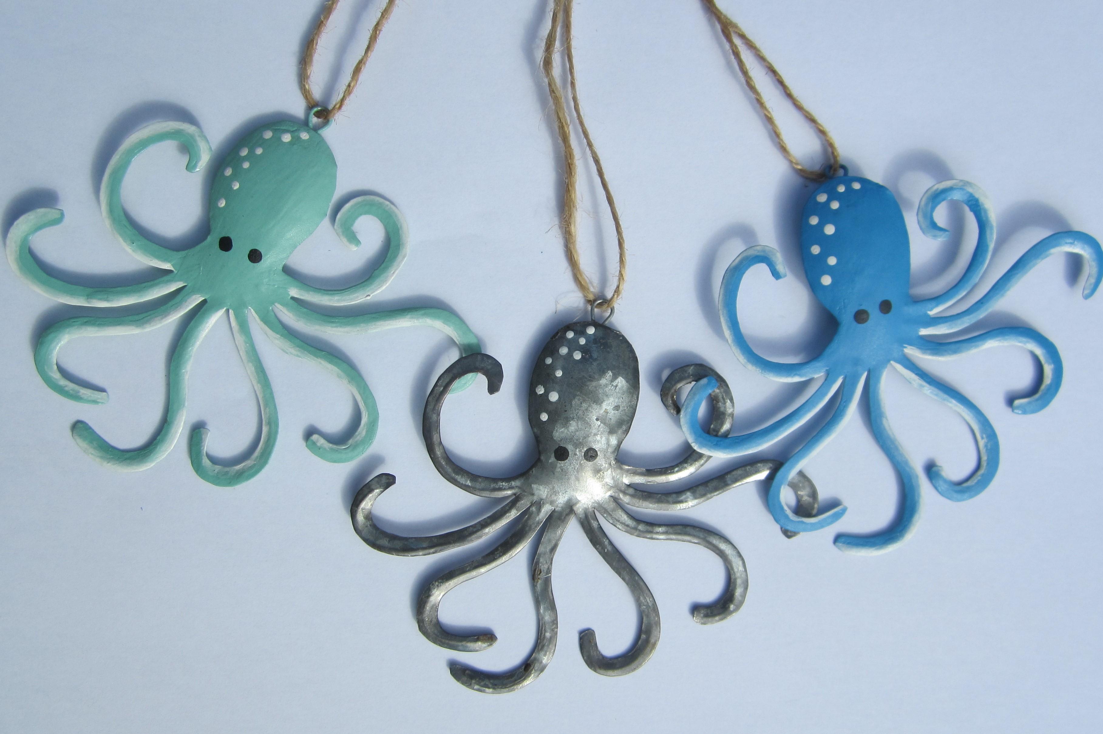 Octopus Hanger