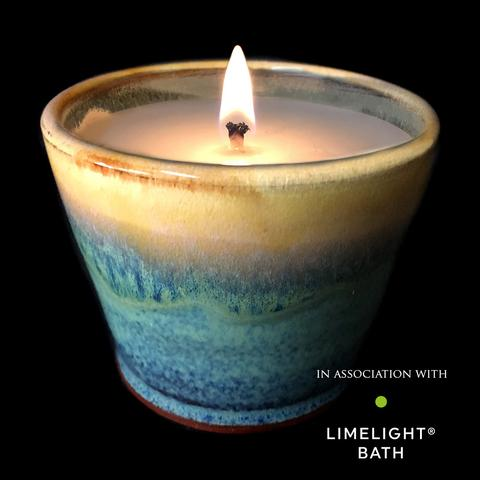 Rupert Blamire Candle: Sand Bay