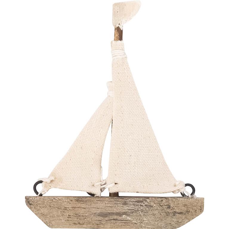 Driftwood Yacht Magnet