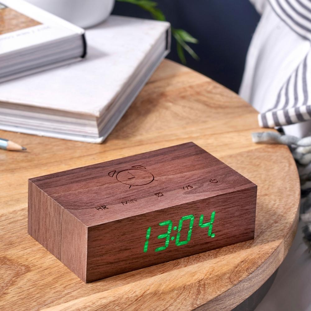 Gingko Flip Click Clock SALE (£39.95)