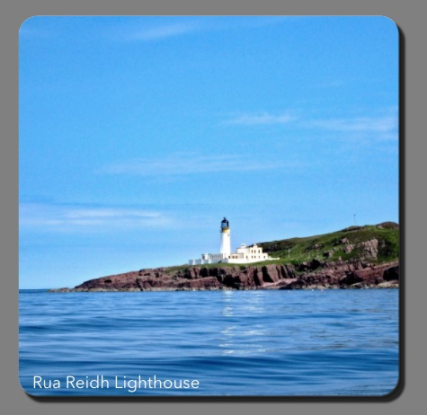 L57  Rua Reidh Lighthouse