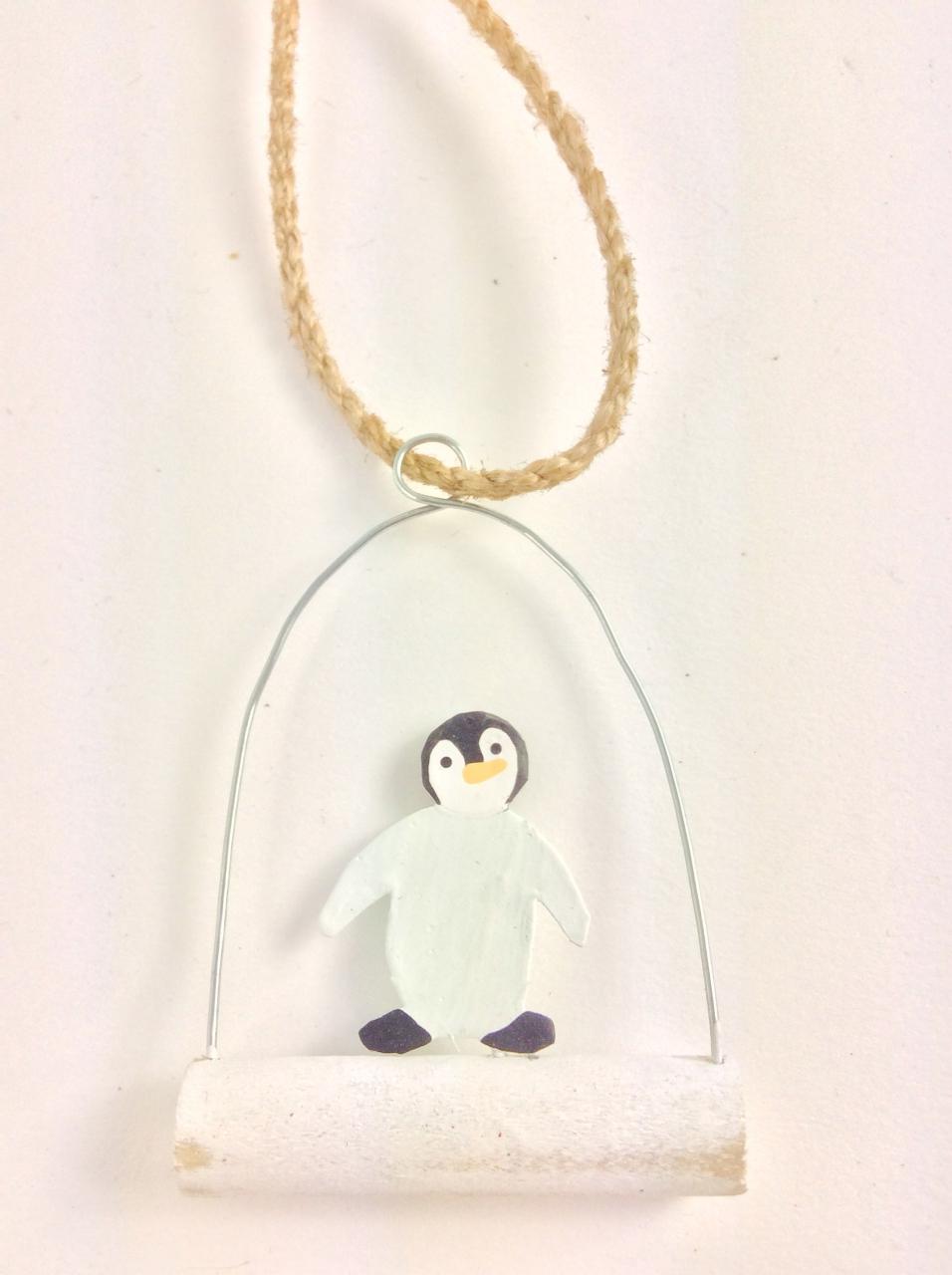 Penguin Hanger