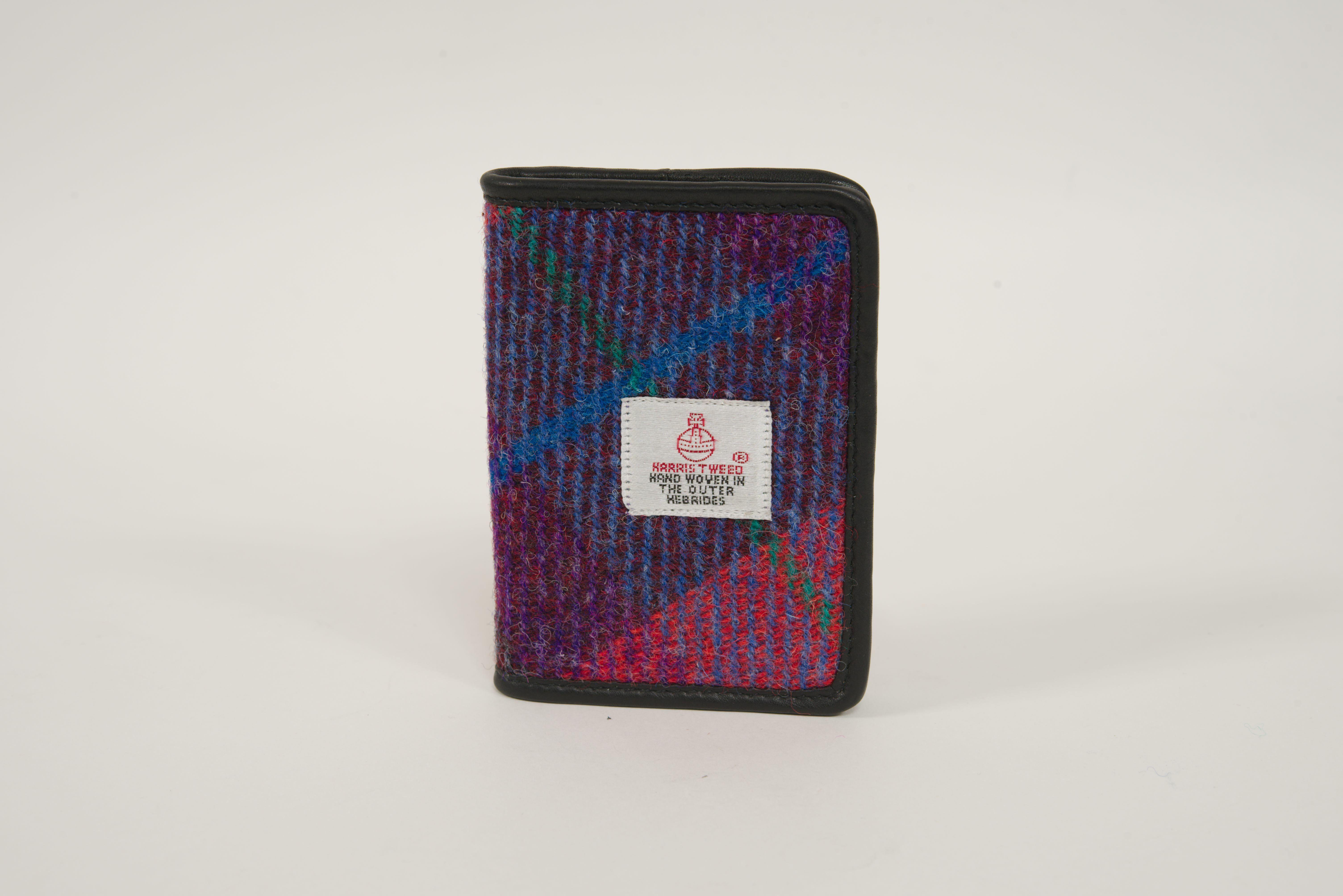 Harris Tweed Card Holder SALE 30% (£12)