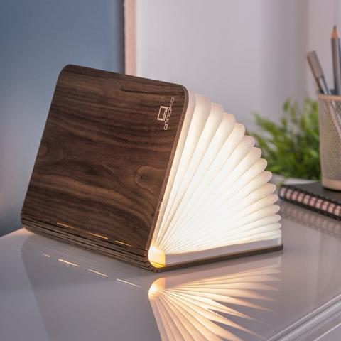 Large Smart Book Light Walnut SALE 25% (£59.95)