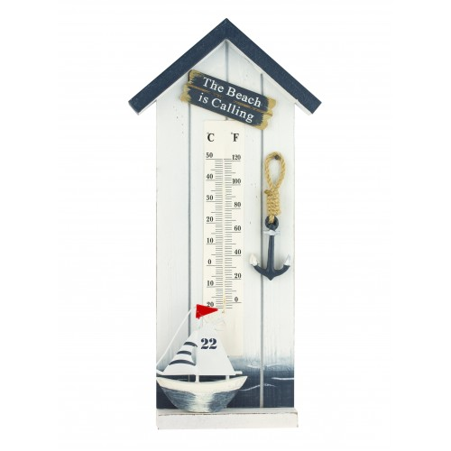 Thermometer with Yacht 32cm