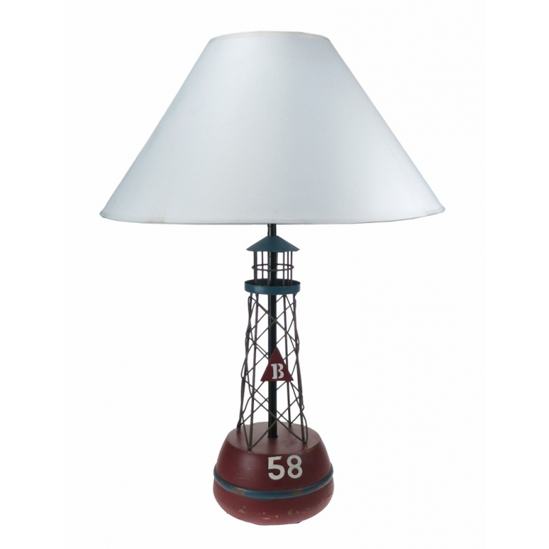 Float Style Lamp