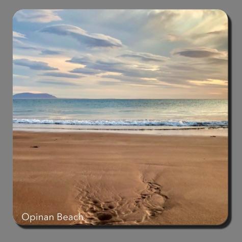 L57 Opinion Beach Coaster
