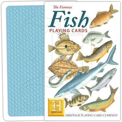 Playing Cards: Fish
