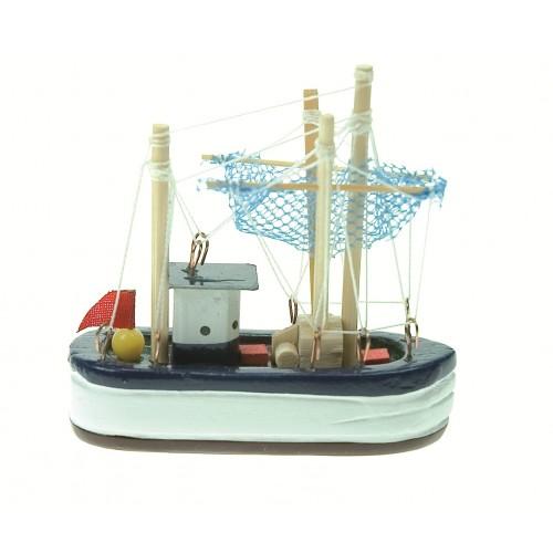 10cm Fishing Trawler