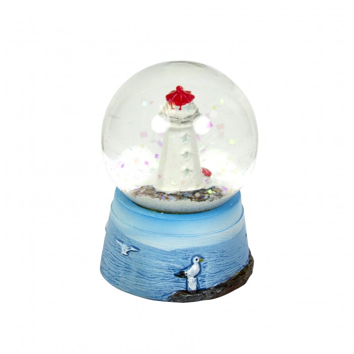 Snowglobe: Lighthouse 4.5cm