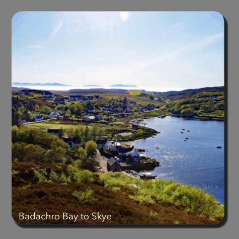 L57  Badachro Bay to Skye