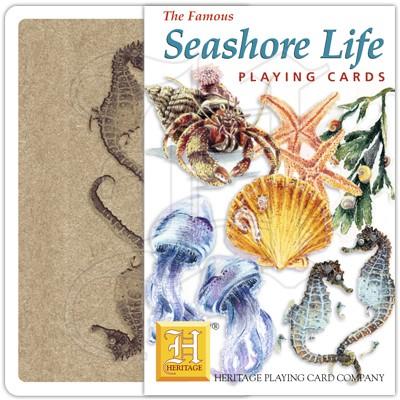 Playing Cards: Seashore Life