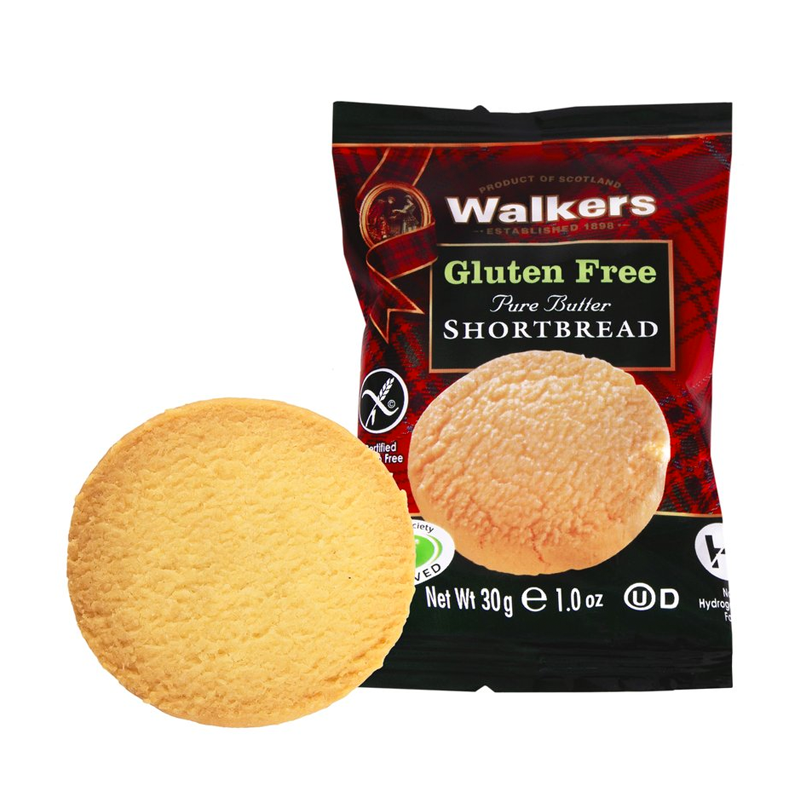 Walker's Gluten Free Shortbread 30g