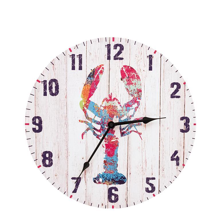 Lobster Wall Clock 40cm