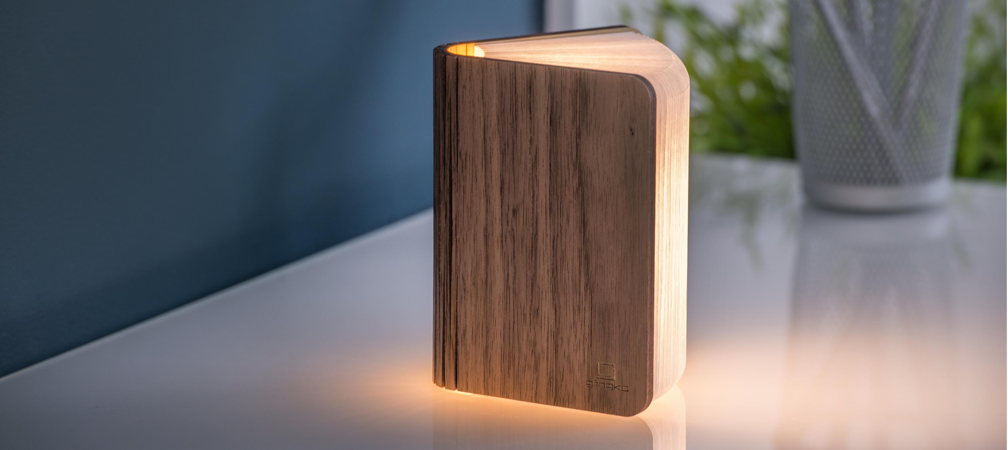 Gingko Mini Smart Book Light Table Lamp