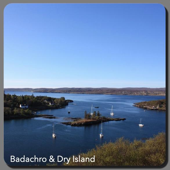 L57  Badachro Bay & Dry Island