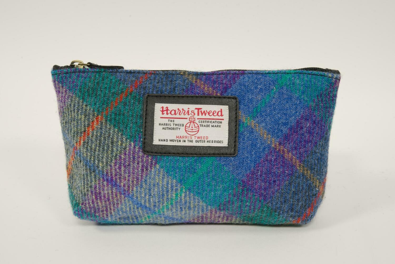 Harris Tweed Cosmetic Bag SALE 30% (£18)