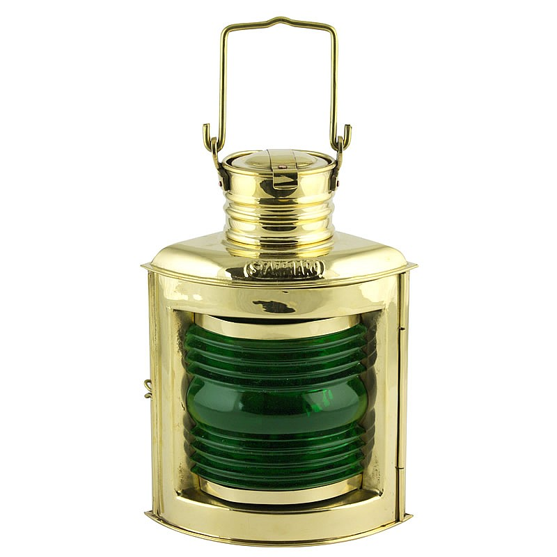 Port & Starboard Electric Navigation Style Lamps