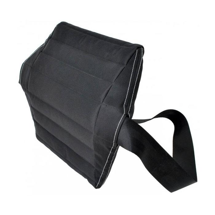 Carrest ryggkudde svart 4020