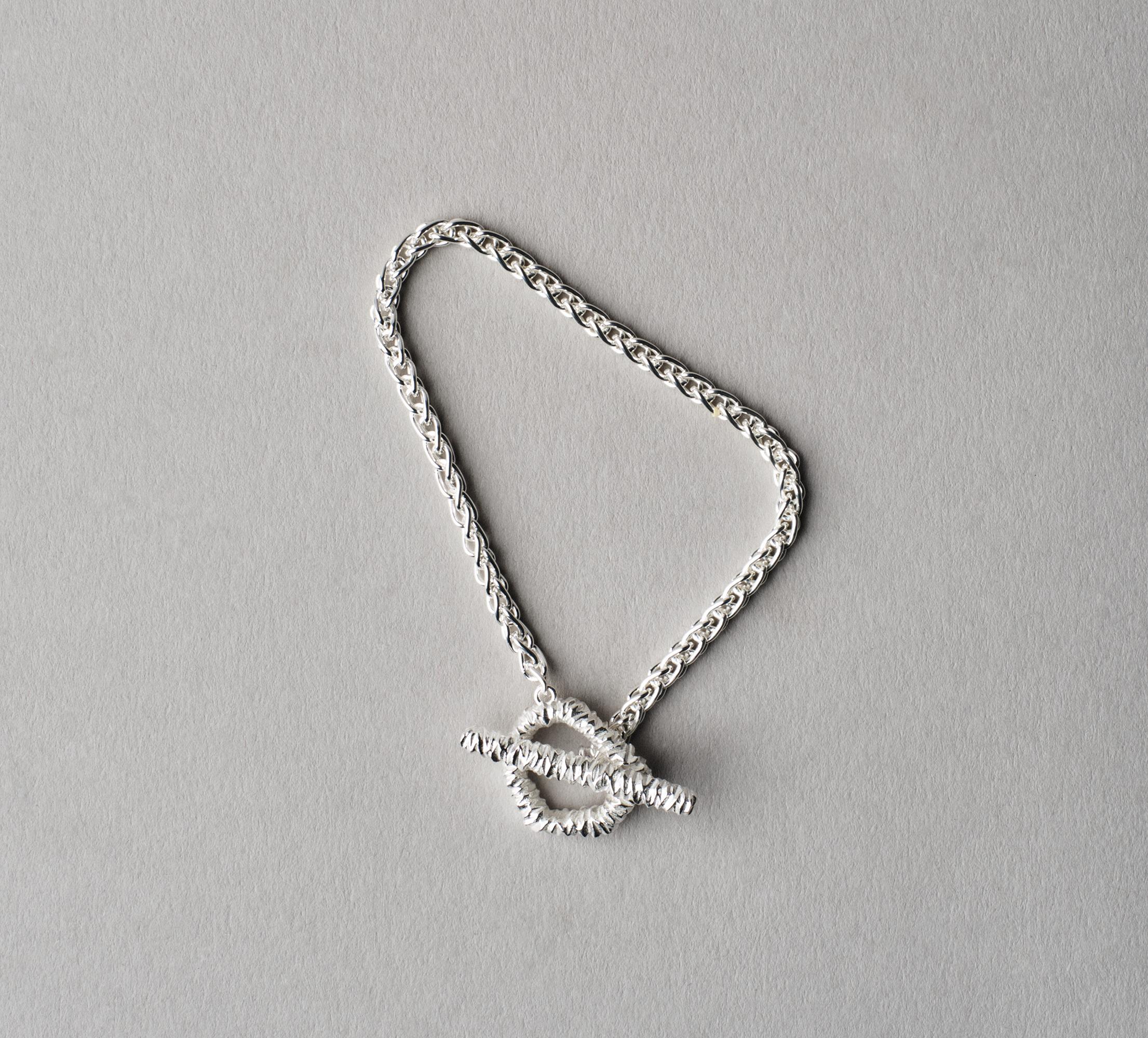 Crystal Bracelet Silver