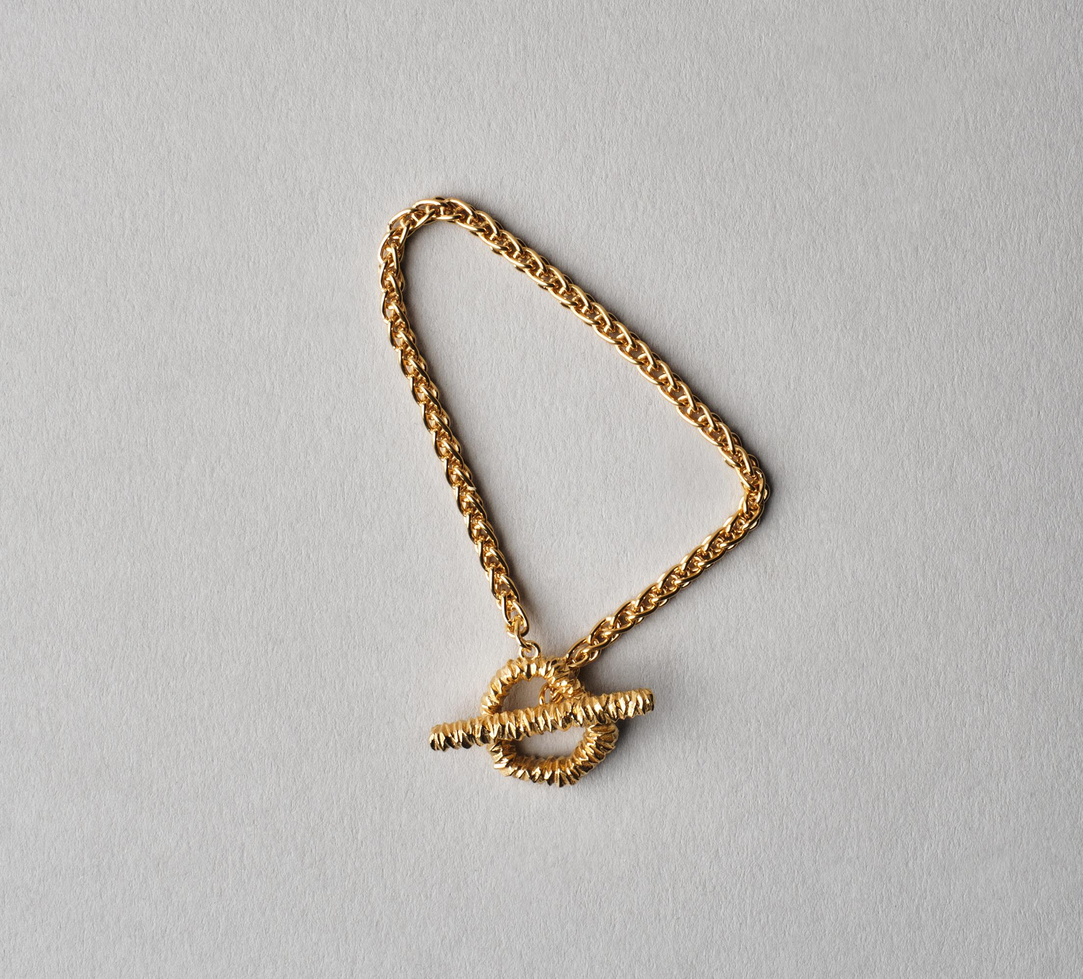 Crystal Bracelet Vermeil