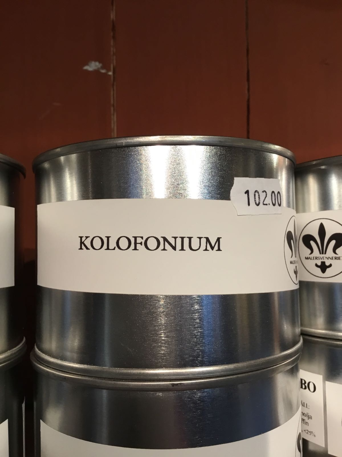 Kolofonium