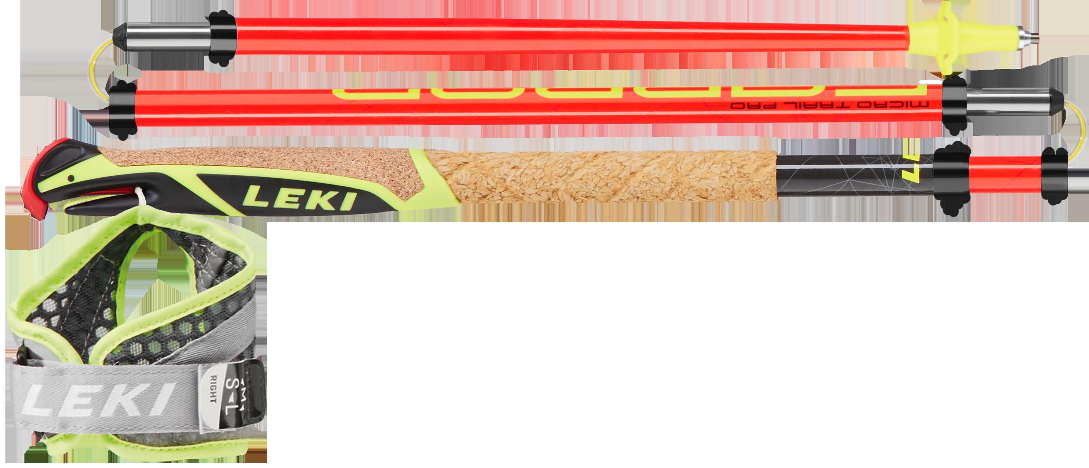Leki Micro Trail Pro (pair)