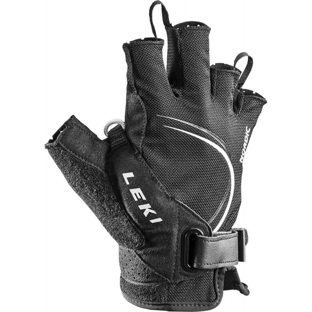 Leki Nordic Light Shark Short 3/4 Gloves
