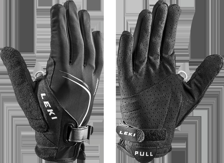 Leki Nordic Light Shark Long Gloves
