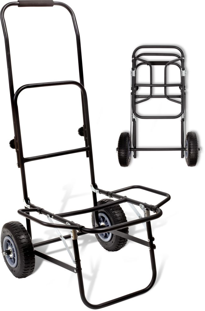 BROWNING BLACK MAGIC® DELUXE FOLDING TROLLEY 45CM 55CM 1,05M