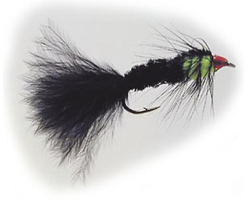 Wiggler fluga Montana green stl10