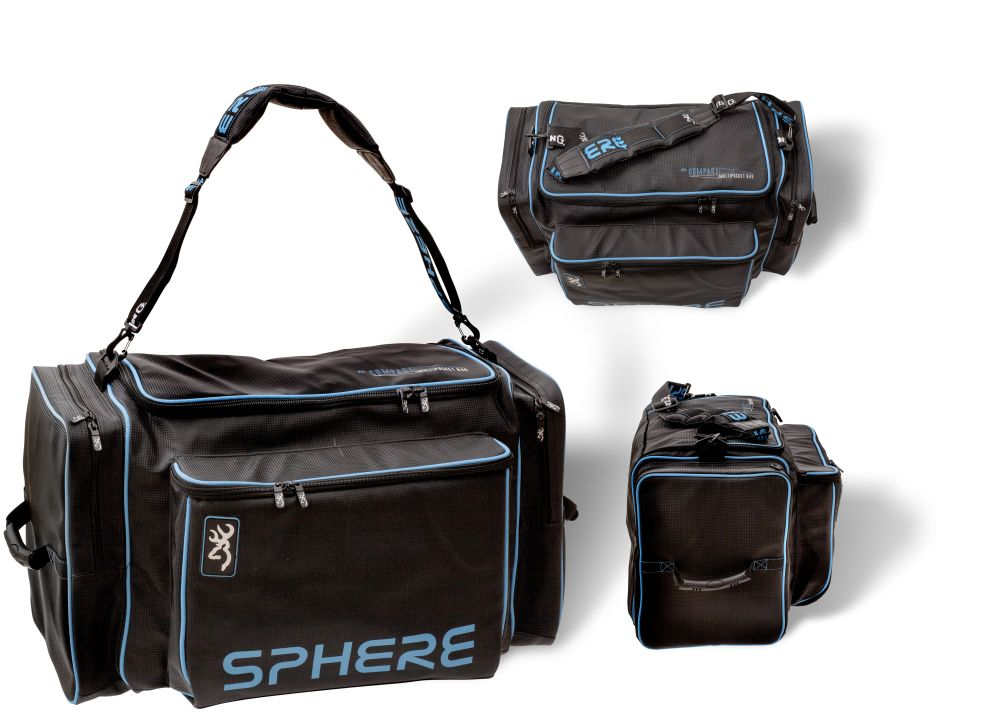BROWNING SPHERE COMPACT MULTIPOCKET CARRYALL 70CM 37CM 30CM