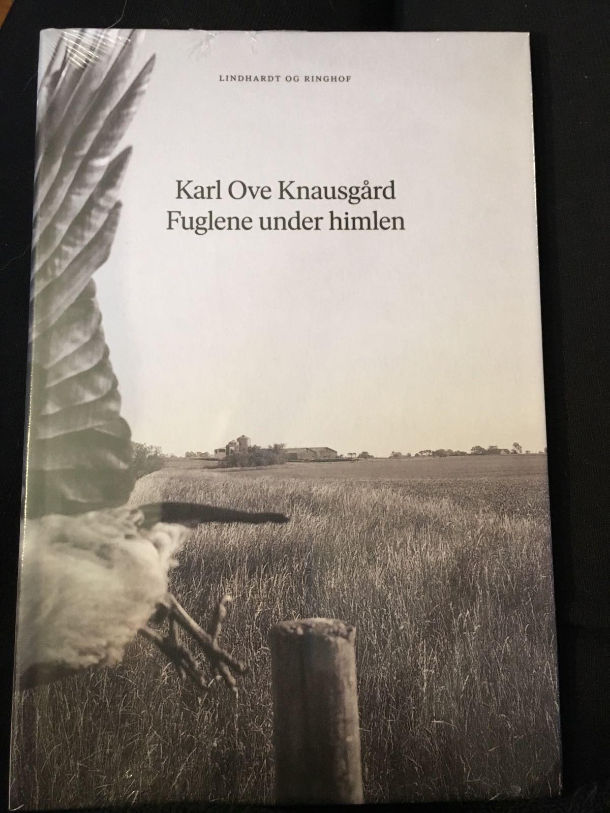 Fuglene under himlen af Karl Ove Knausgård