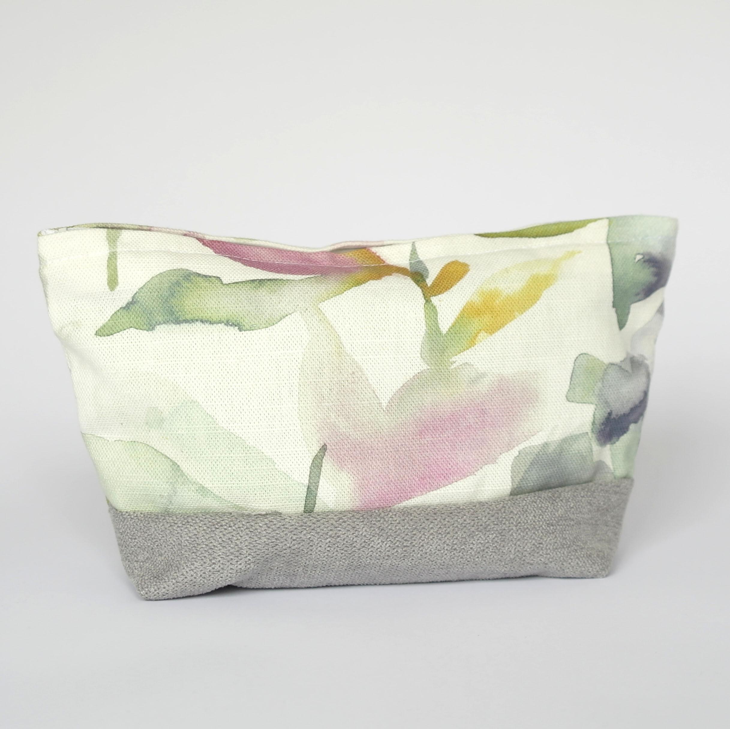 Floral Make Up Bag