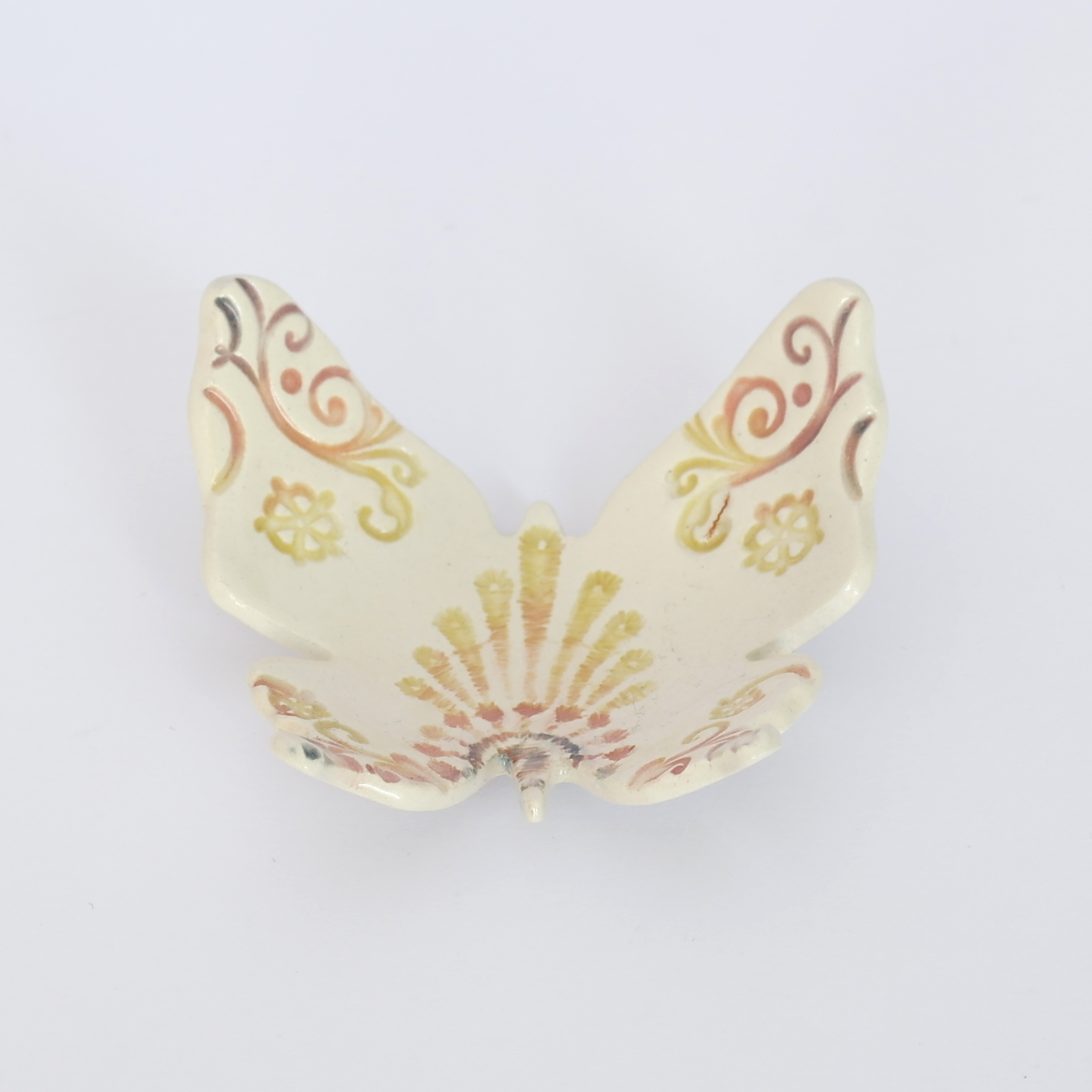 Decorative Ceramic Butterfly Dishes available in various colourways