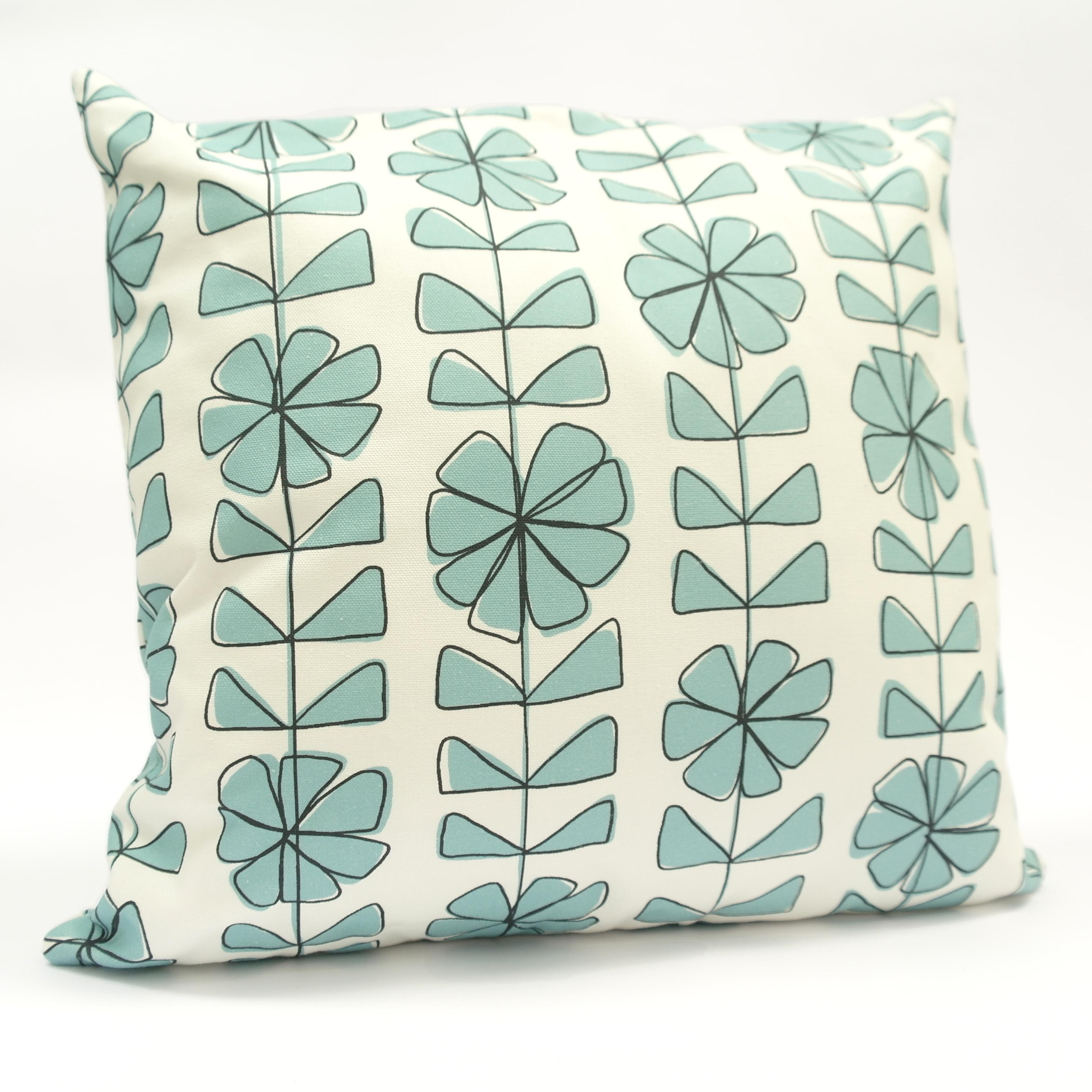 Floral Linear Cushion