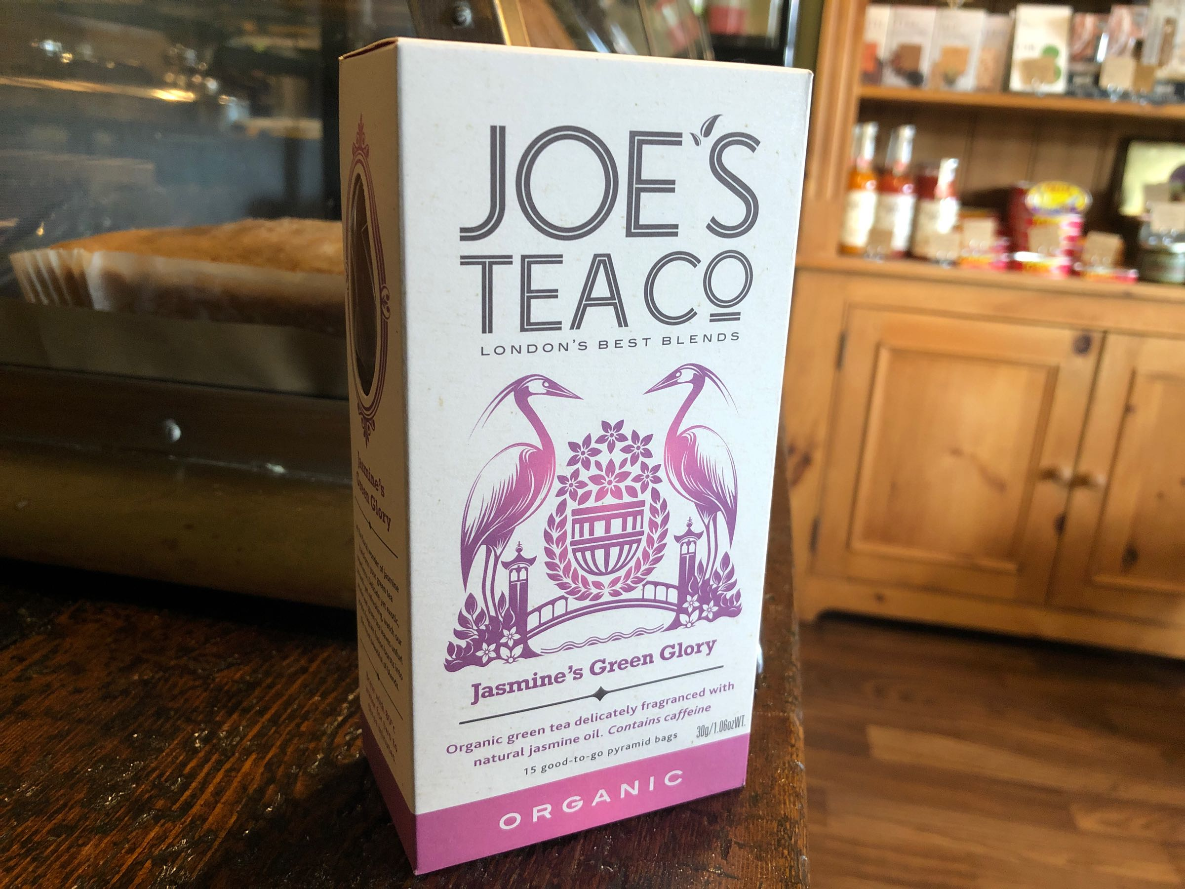 Joe's Tea Co. Jasmine's Green Glory - Organic