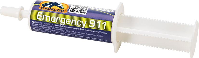 Emergency 911 tube