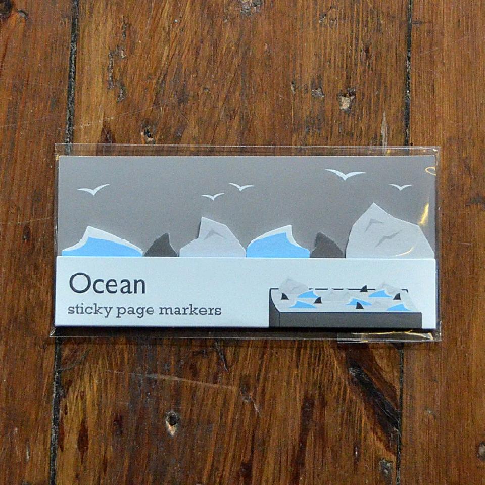 Häftlappar - Ocean