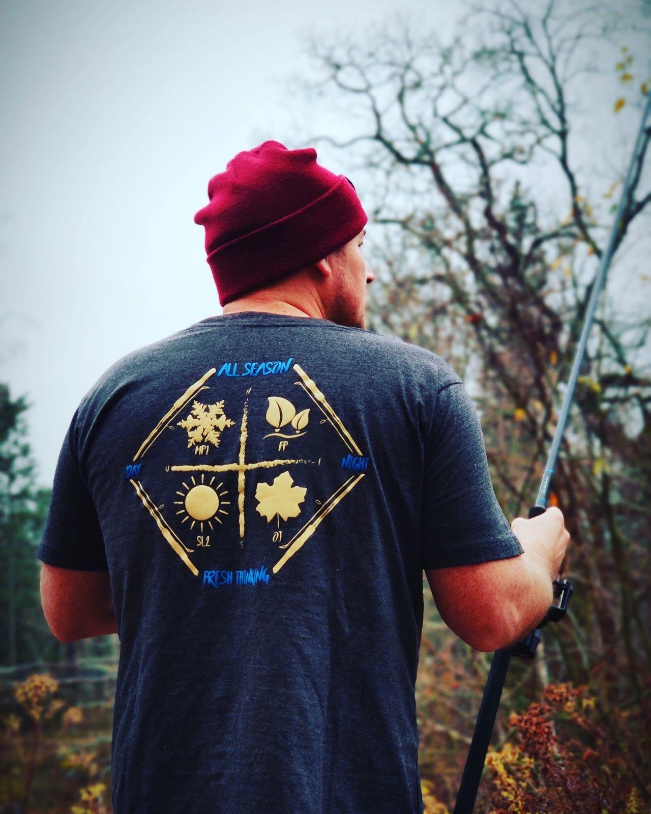 """SBM """"NEW"""" T-Shirt GREY"""
