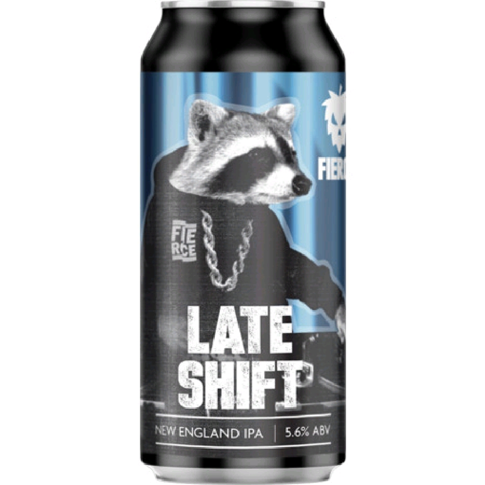 Fierce Late Shift