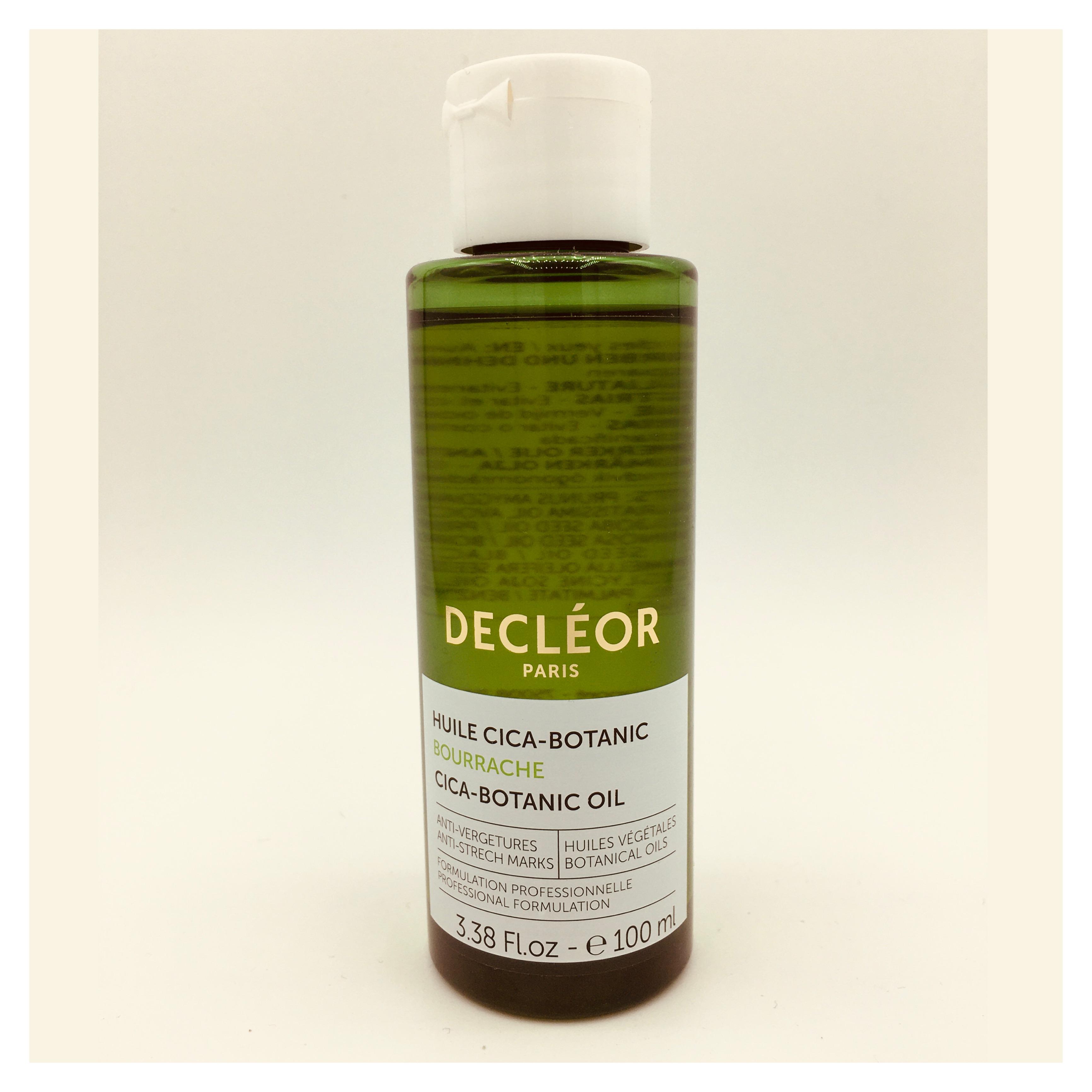 Decleor Cica—Botanic-  Narben Oil