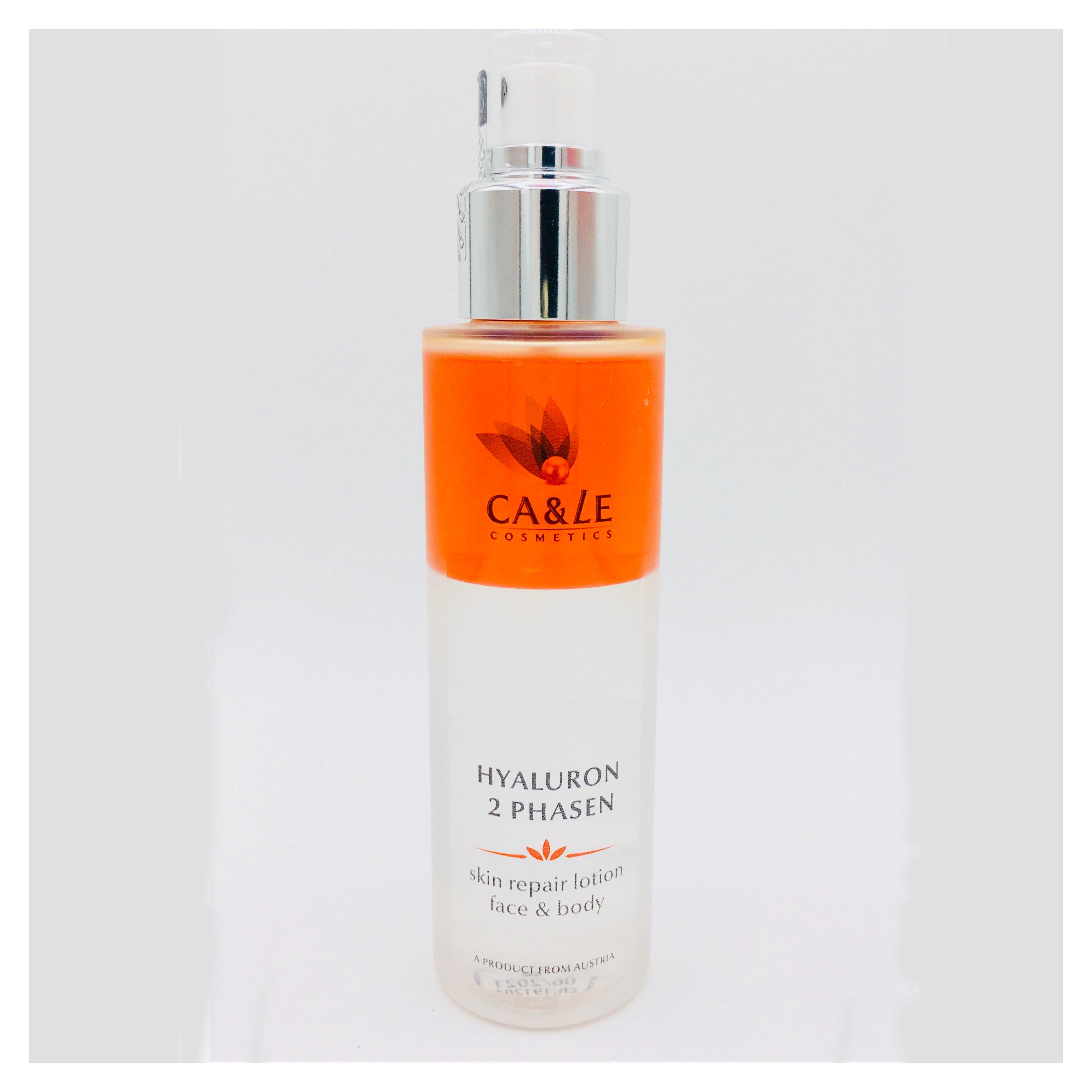 CA&LE Hyaluron 2Phasen Skin Repair Lotion