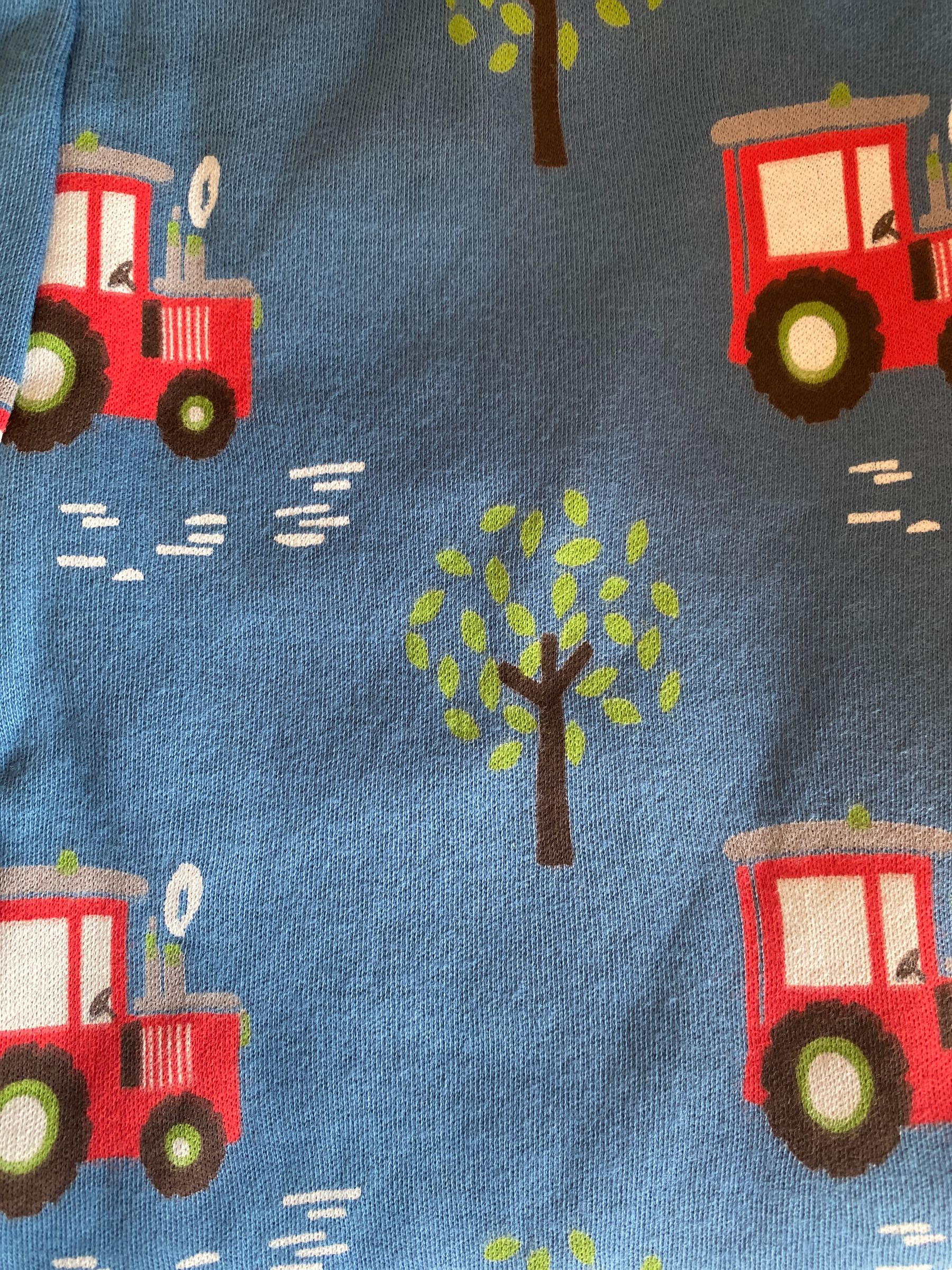 Frugi -  Parsnip pants - tractor Fields