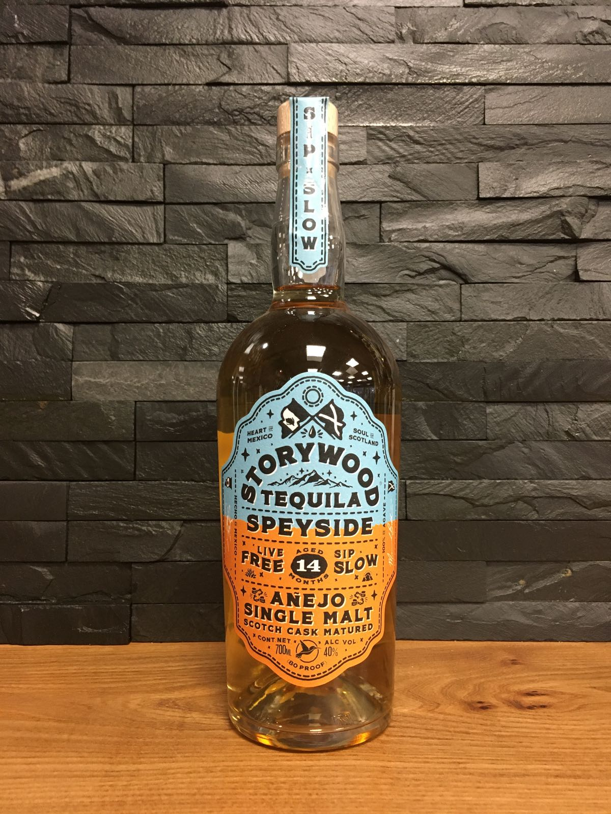 Storywood Tequila Speyside 14  70cl