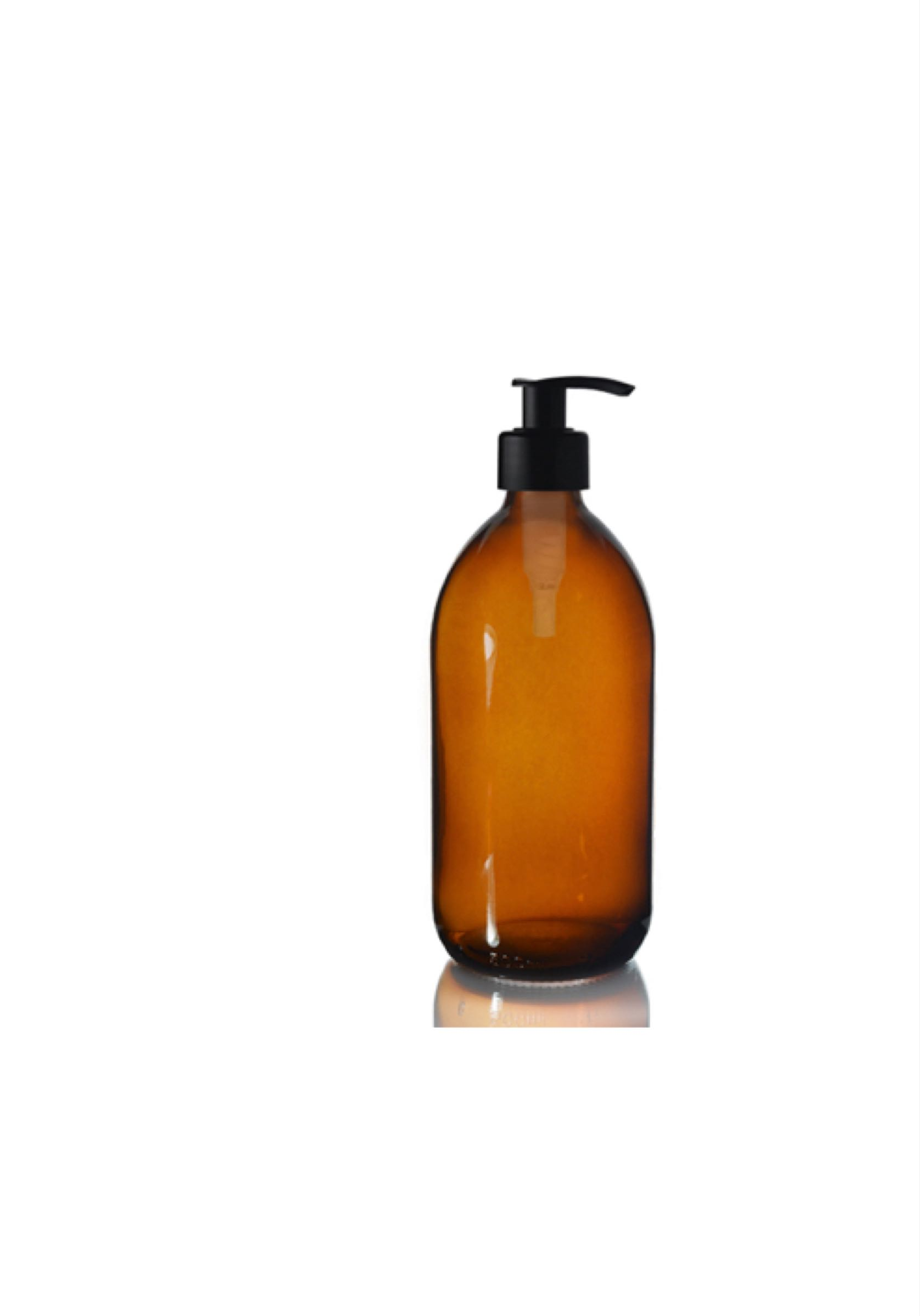 500ml Glass Bottles with lid