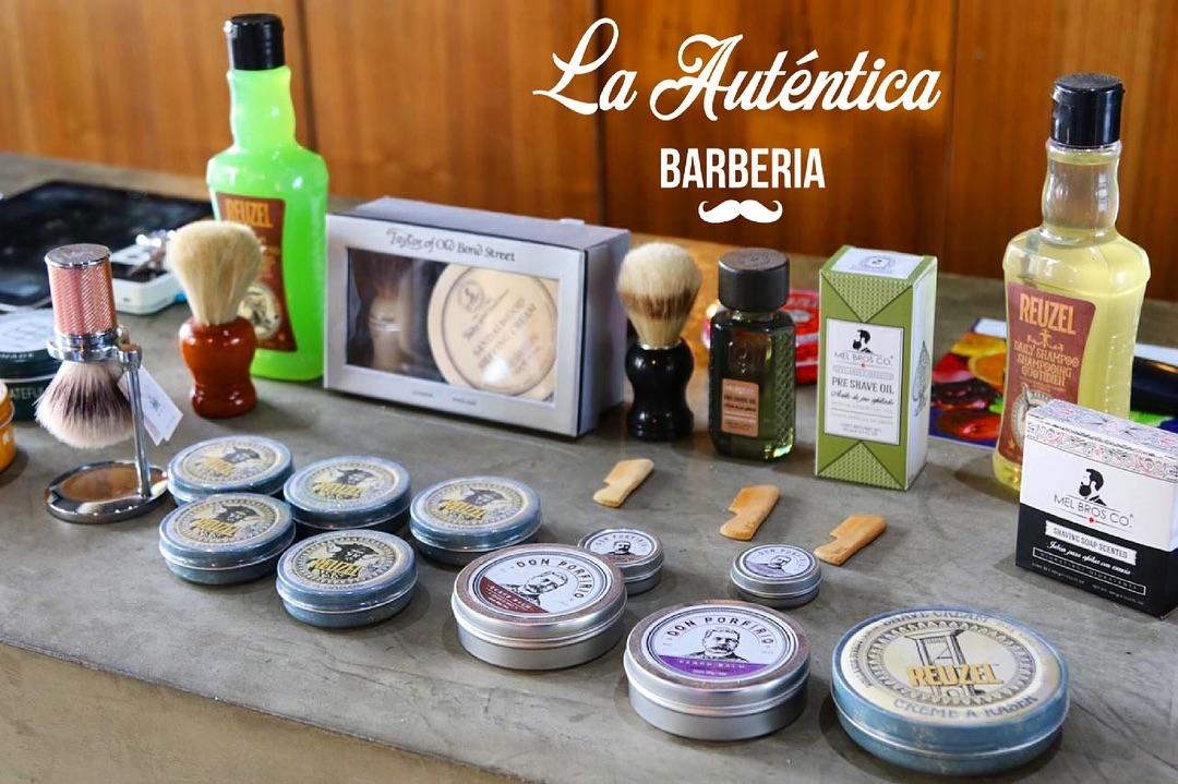 La Autentica Barbería