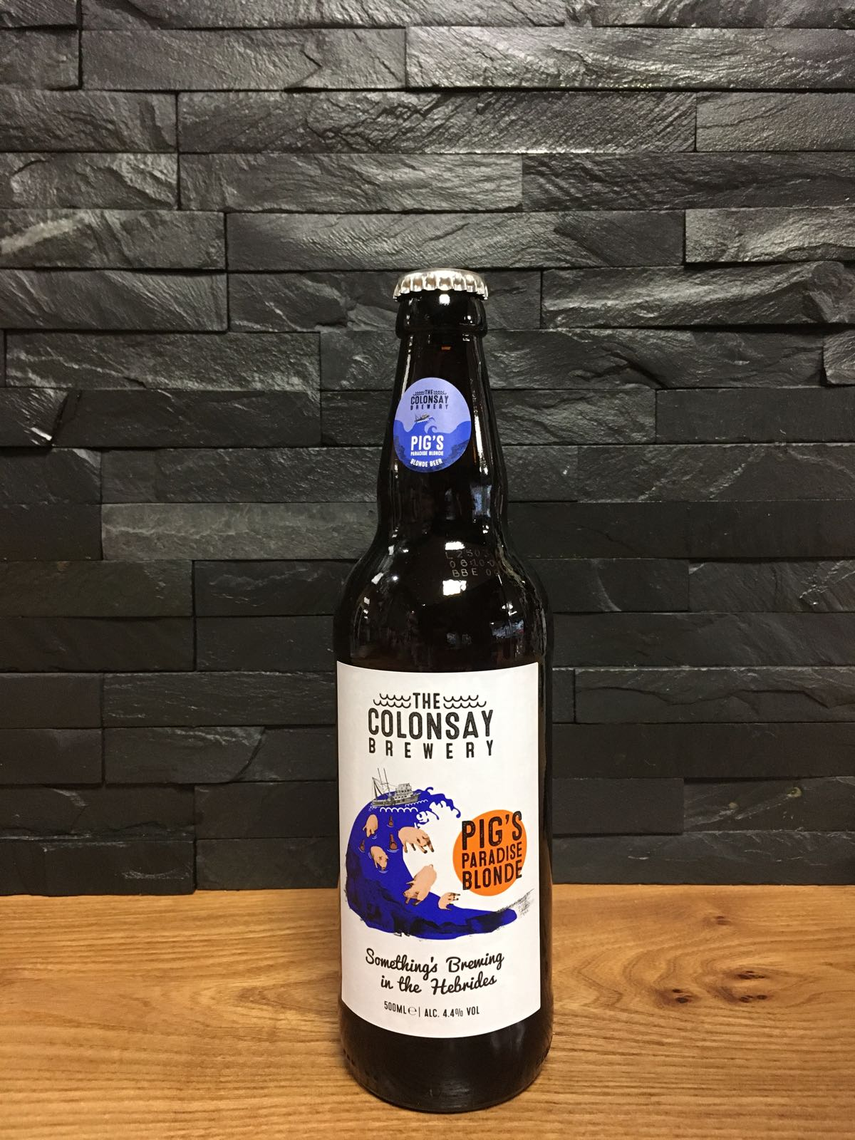 Colonsay Brewery 500ml -  Pigs Paradise