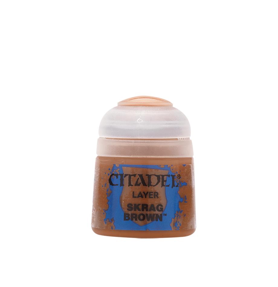 Citadel Layer - Skrag Brown
